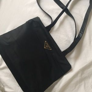 Prada tote bag authentic vintage